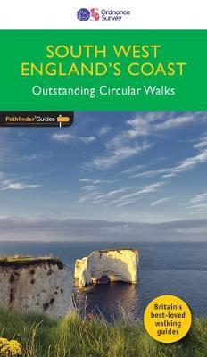 PG-69 South West England Coastal walks 9780319091135  Crimson Publishing / Ordnance Survey Pathfinder Guides  Wandelgidsen Cornwall, Devon, Somerset, Dorset