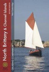 North Brittany + Channel Islands 9780470988299  A + C Black Cruising Companion  Watersportboeken Europa
