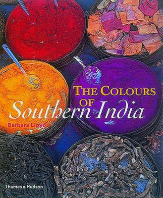 The Colours of Southern India 9780500281345  AA   Fotoboeken India