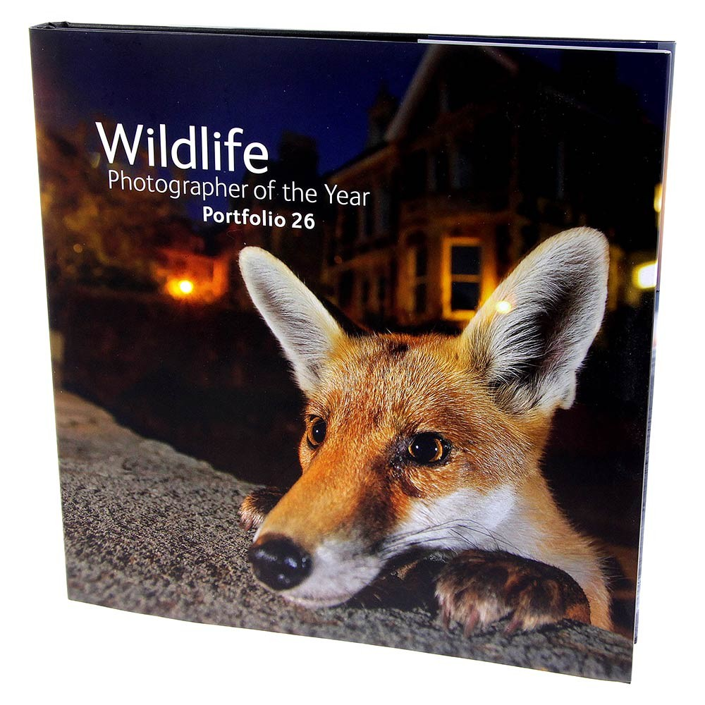 Wildlife Photographer of the Year: Portfolio 26 9780565093952  Natural History Museum   Fotoboeken, Natuurgidsen Wereld als geheel