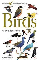 Birds of Southern Africa 9780691141695 Ber van Perlo (illustrator) Princeton University Press   Natuurgidsen, Vogelboeken Zuidelijk-Afrika