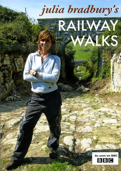 Julia Bradbury's Railway Walks 9780711231672 Julia Bradbury Frances Lincoln   Wandelgidsen Groot-Brittannië