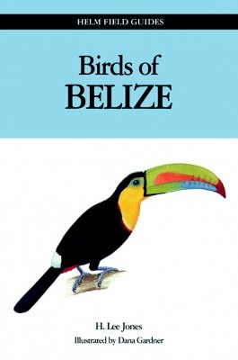Field Guide to the Birds of Belize 9780713667608 Jones Christopher Helm   Natuurgidsen, Vogelboeken Yucatan, Guatemala, Belize