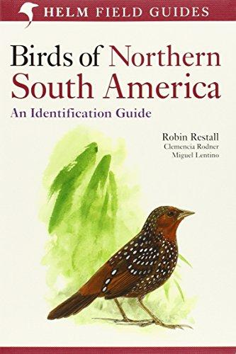 Birds of Northern South America 9780713672435 Robin Restall, Clemencia Rodner, et.al. A + C Black   Natuurgidsen, Vogelboeken Zuid-Amerika (en Antarctica)