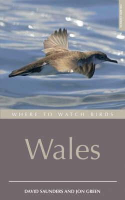 In Wales 9780713674842  Christopher Helm Where to watch birds  Natuurgidsen, Vogelboeken Wales