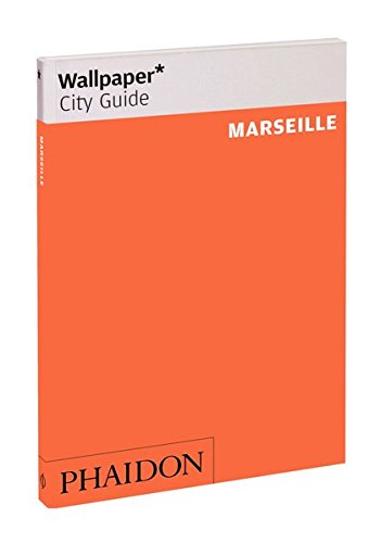 Wallpaper City Guide Marseille 9780714870335  Phaidon Wallpaper City Guides  Reisgidsen Provence, Marseille, Camargue