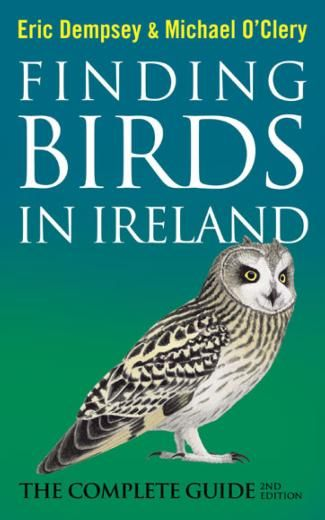 Finding Birds in Ireland 9780717159253 Eric Dempsey Gill & Macmillan   Natuurgidsen, Vogelboeken Ierland