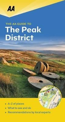 Peak District - AA leisure guide 9780749579456  AA Leisure Guides  Reisgidsen Northumberland, Yorkshire Dales & Moors, Peak District, Isle of Man