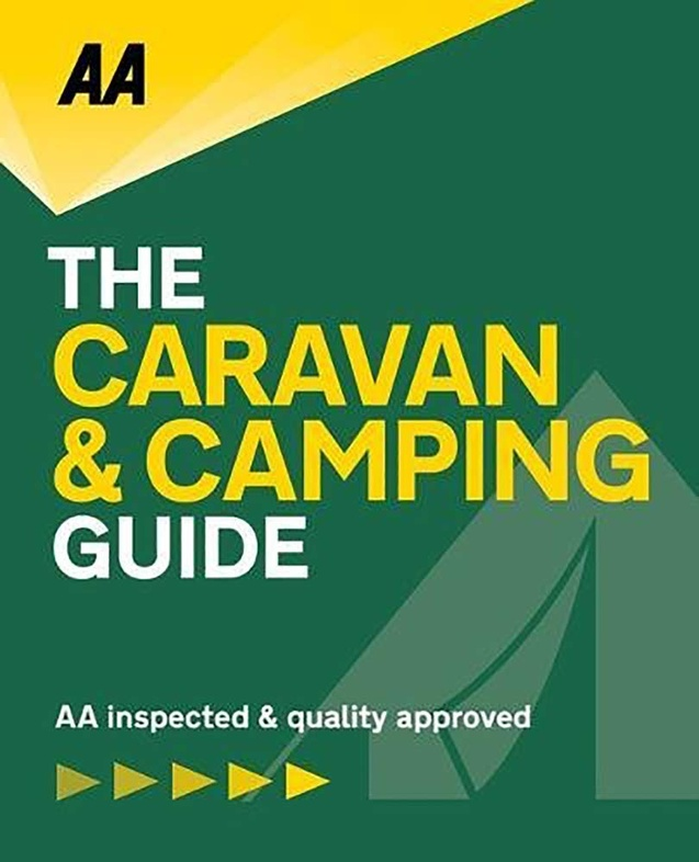 Britain Caravan and Camping Guide 2019 9780749579852  AA Publishing   Campinggidsen Britse Eilanden