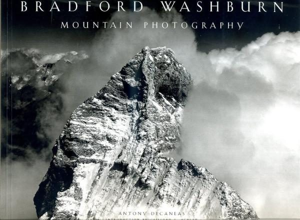 Mountain Photography 9780898866902 Bradford Washburn The Mountaineers   Klimmen-bergsport Wereld als geheel