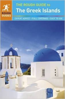 Rough Guide Greek Islands 9781409371557  Rough Guide Rough Guides  Reisgidsen Egeïsche Eilanden