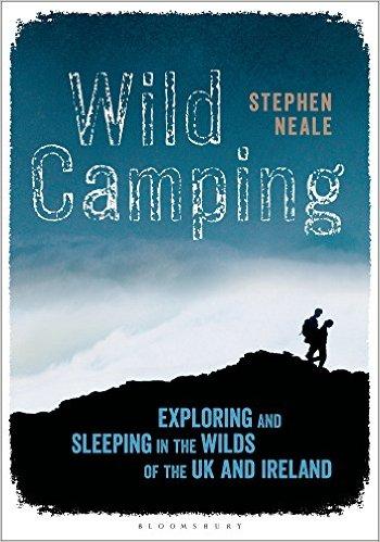 Wild Camping 9781472900340  Bloomsbury Publishing   Campinggidsen Britse Eilanden