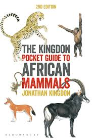 The Kingdon Pocket Guide To African Mammals 9781472924384 Jonathan Kingdon A + C Black   Natuurgidsen Afrika