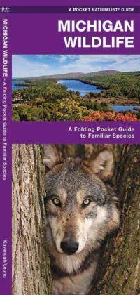 Michigan Wildlife 9781583552926  Waterford Press   Natuurgidsen Grote Meren, Chicago, Centrale VS –Noord