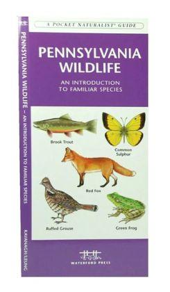 Pennsylvania Wildlife 9781583554838  Waterford Press   Natuurgidsen New York, Pennsylvania, Washington DC