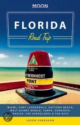 Moon: Florida Road Trip 9781612388335  Moon Road Trip  Reisgidsen Florida