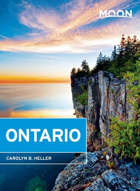 Moon Handbook Ontario | reisgids 9781631210419  Moon   Reisgidsen Canada ten oosten van de Rockies