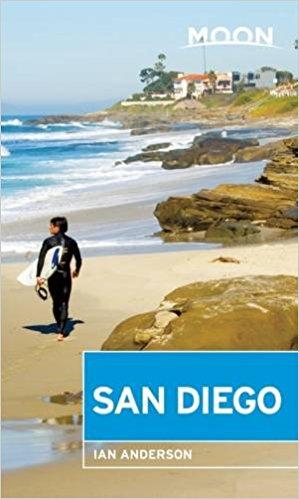Moon Handbook San Diego | reisgids 9781631210884  Moon   Reisgidsen California, Nevada