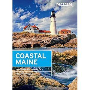 Moon Handbook Coastal Maine | reisgids 9781631212703  Moon   Reisgidsen New England