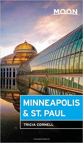 Moon Handbook Minneapolis & St.Paul | reisgids 9781631212727  Moon   Reisgidsen Grote Meren, Chicago, Centrale VS –Noord