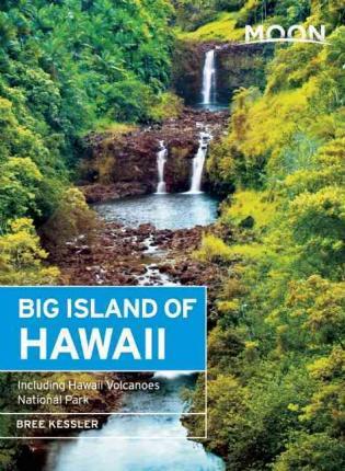 Moon Handbook Big Island of Hawaii | reisgids 9781631212802  Moon   Reisgidsen Hawaii