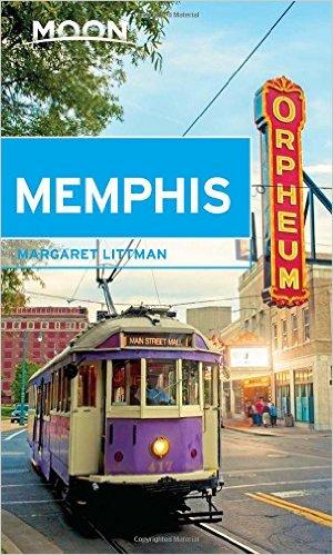 Moon Travel Guide Memphis   reisgids 9781631213670  Moon   Reisgidsen VS Zuid-Oost, van Virginia t/m Mississippi