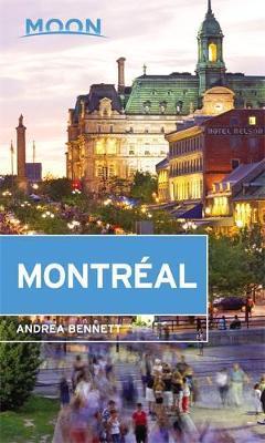 Moon: Montréal (Montreal, reisgids) 9781631214929  Moon   Reisgidsen Canada ten oosten van de Rockies