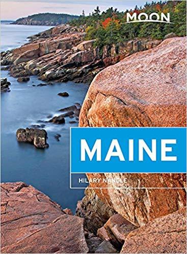 Moon Handbook Maine | reisgids 9781631215087 Hilary Nangle Moon   Reisgidsen New England