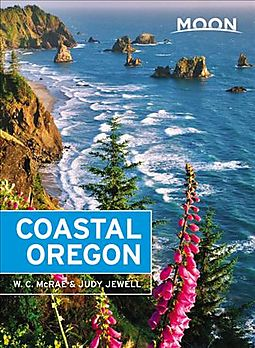 Moon Handbook Coastal Oregon | reisgids 9781631217364  Moon   Reisgidsen Washington, Oregon, Idaho, Wyoming, Montana