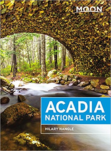 Moon Handbook Acadia National Park | reisgids 9781631217432 Hilary Nangle Moon   Reisgidsen New England