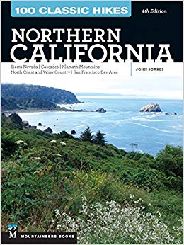 100 Classic Hikes: Northern California 9781680510560  Mountaineers   Wandelgidsen California, Nevada