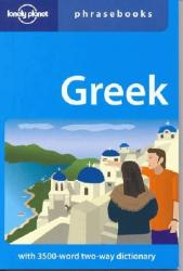 Greek  Lonely Planet phrasebook 9781740591409  Lonely Planet Phrasebooks  Taalgidsen en Woordenboeken Griekenland