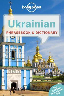 Ukrainian Lonely Planet phrasebook 9781743211854  Lonely Planet Phrasebooks  Taalgidsen en Woordenboeken Oekraïne