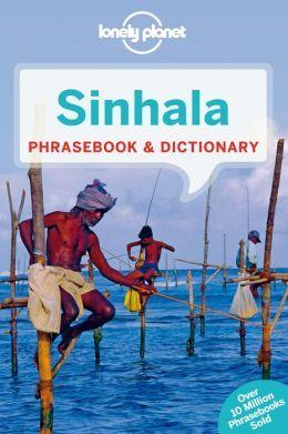 Sri Lanka [Sinhala, phrase guide] 9781743211922  Lonely Planet Phrasebooks  Taalgidsen en Woordenboeken Sri Lanka