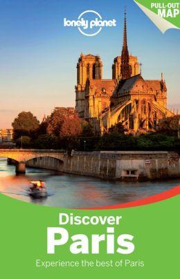 Discover Paris 9781743214619  Lonely Planet Discover...  Reisgidsen Parijs, Île-de-France