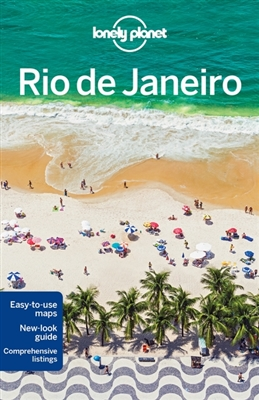 Rio de Janeiro 9781743217672  Lonely Planet Cityguides  Reisgidsen Brazilië