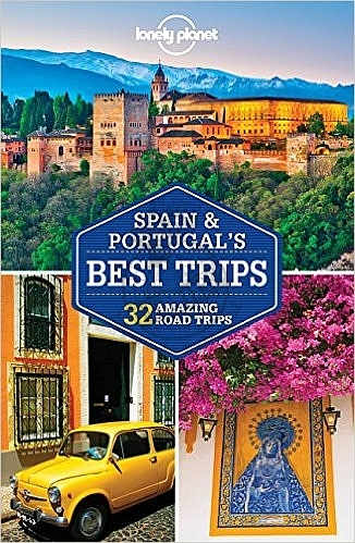 Lonely Planet Spain & Portugals, Best Trips 9781743606940  Lonely Planet LP Best Trips  Reisgidsen Portugal, Spanje
