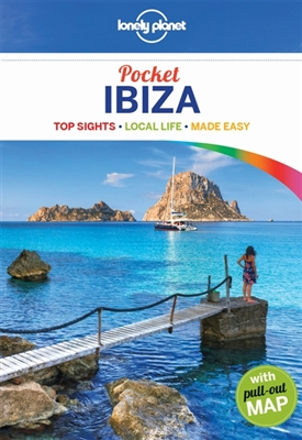 Ibiza Pocket Lonely Planet Pocket Guide 9781743607121  Lonely Planet Lonely Planet Pocket Guides  Reisgidsen Ibiza