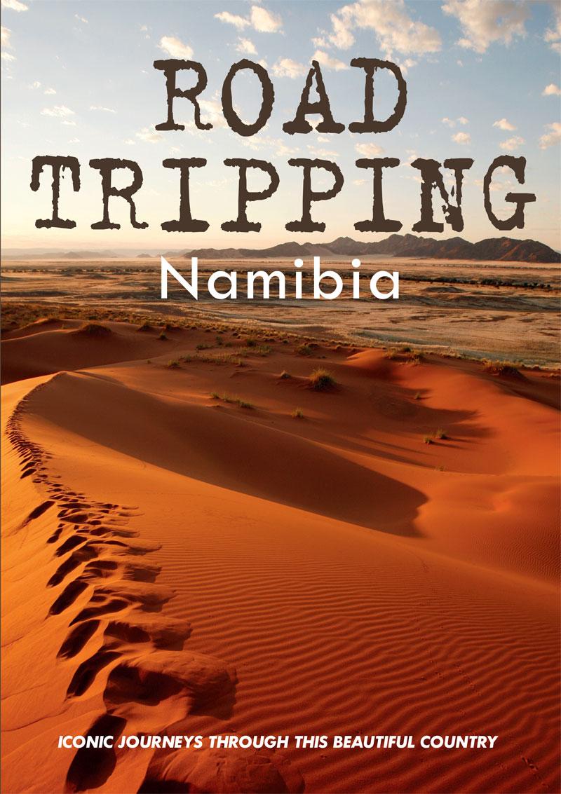Namibia Road Tripping 9781770266414  Map Studio Wegenatlassen  Wegenatlassen Botswana, Namibië