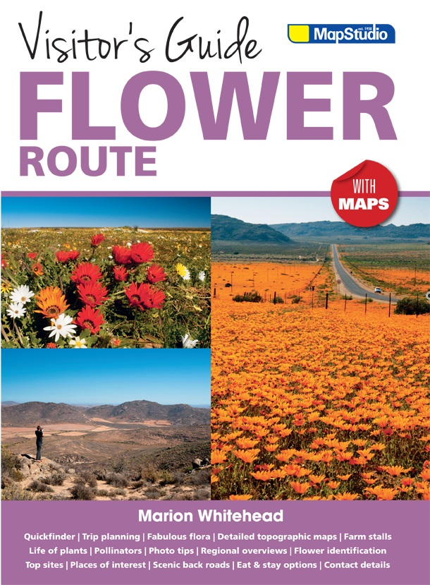 Visitor's Guide to the Flower Route 9781770268579  Map Studio   Reisgidsen Zuid-Afrika