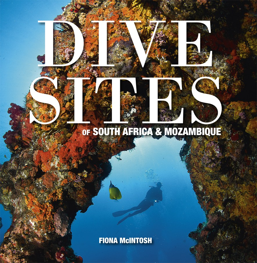 Dive sites of South Africa & Mozambique 9781770268722 [tlm-mz, tlm-za] Map Studio   Duik sportgidsen Oost- en Zuidelijk Afrika