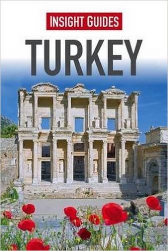 Insight GuideTurkey 9781780052137  APA Insight Guides/ Engels  Reisgidsen Turkije