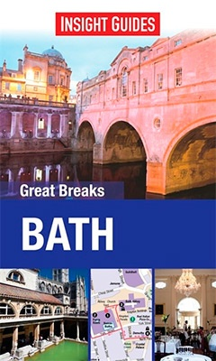 Bath - great breaks 9781780052205  APA Insight Compact Gde.  Reisgidsen Midlands, Cotswolds, Oxford