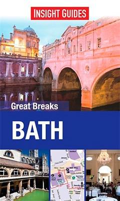 Bath - great breaks 9781780052205  APA Insight Compact Gde.  Reisgidsen Midlands, Cotswolds, Oxford