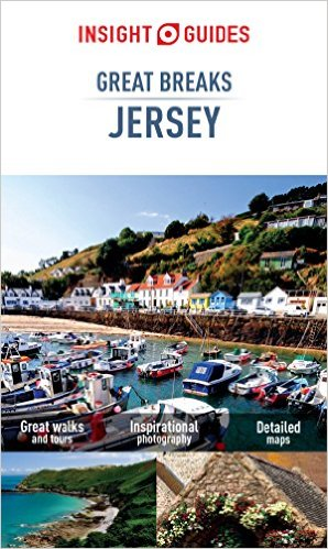 Insight Guides: Great Breaks Jersey 9781780053653  APA Insight Compact Gde.  Reisgidsen Jersey
