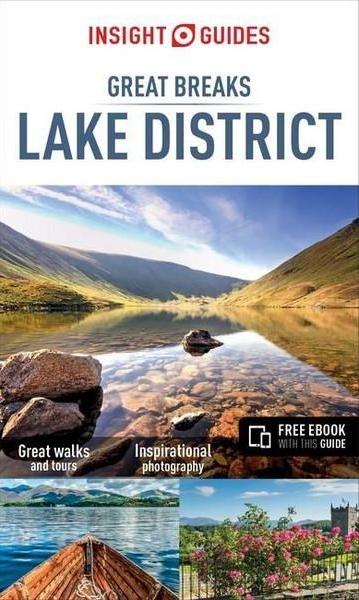 Lake District - great breaks 9781780053660  APA Insight Guides/ Engels  Reisgidsen Lake District