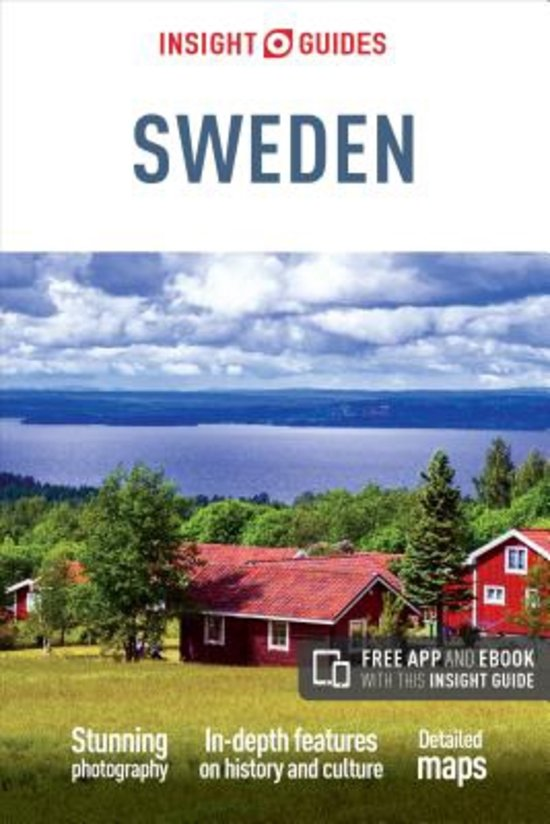 Insight Guide Sweden 9781780055343  APA Insight Guides/ Engels  Reisgidsen Zweden