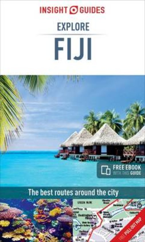 Insight Guide Fiji 9781780055565  APA Insight Guides  Reisgidsen Pacifische Oceaan (Pacific)