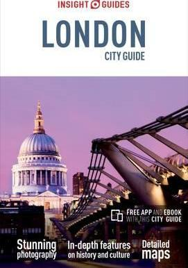 Insight Guide London 9781780056951  APA Insight City Guides  Reisgidsen Londen