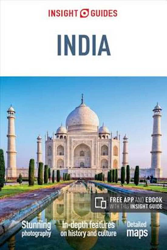 Insight Guide India 9781780057255  APA Insight Guides/ Engels  Reisgidsen India
